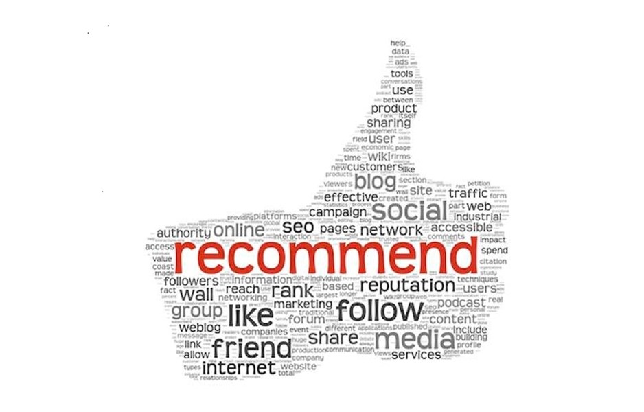 Recommender Systems: Matrix operations for fast calculation of